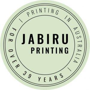 Jabiru Printing colour